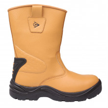 Мужские сапоги Dunlop Safety Rigger Mens Steel Toe Cap Safety Boots