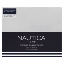 Nautica Oxford Pillowcases
