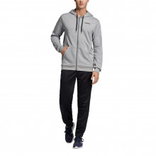 adidas Hooded Poly Track Suit Mens
