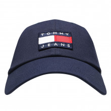 Мужская кепка Tommy Jeans Tommy Badge Cap Mens