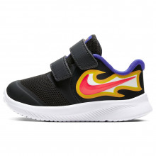 Nike Star Run Fire Trainers Infant Boys