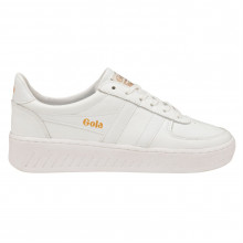 Gola Grandslam Leather Trainers