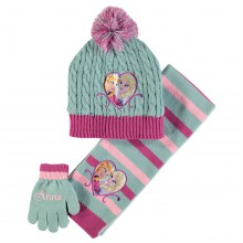 Character 3 Piece Winter Accessory Set Unisex Childrens