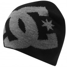 DC Faded Wind Beanie Hat Mens