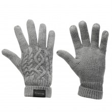Firetrap Cable Gloves S74