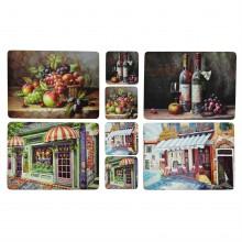 Heatons Placemats  And Coasters81