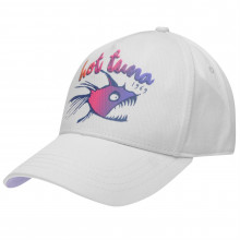 Hot Tuna Tuna BBall Cap Ld83