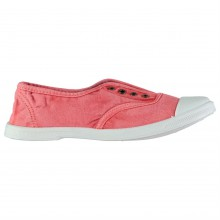 Beach Athletics Dolly Laceless Canvas Shoes