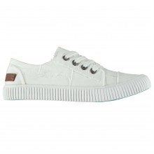Blowfish Cablee Ladies Lace Canvas Shoes