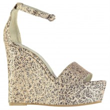 Jeffrey Campbell Anya Wedge Sandal