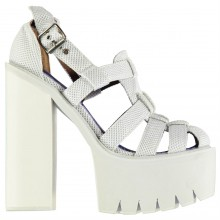 Jeffrey Campbell F1554 Gladiator Heeled Sandals