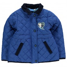 Character Padded Jacket Infant Girls