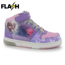 Character Light Up Hi Tops Infant Girls