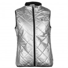 Island Green Padded Gilet Ladies