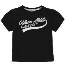 Team Oldham Athletic Classic T Shirt Infant Boys