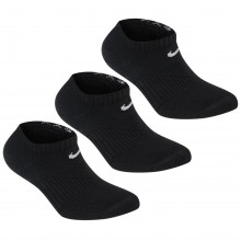 Nike 3 Pack No Show Socks Junior