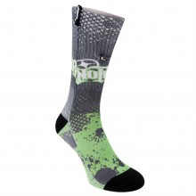 No Fear 1 Pack Iowa Socks Junior Boys