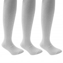 Miss Fiori 3 Pack Cable Knit Tights Girls