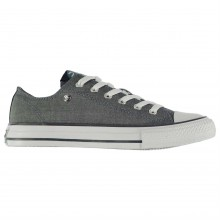 Dunlop Canvas Low Junior Trainers