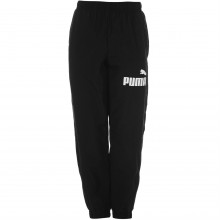 Puma Essential Woven Tracksuit Bottoms Junior