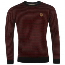 Airwalk Stripe Jumper Mens