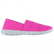 Fabric Mercy Juniors Slip On Trainers
