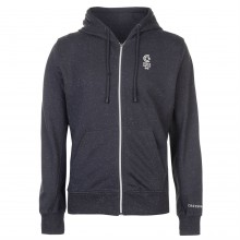 Crosshatch Agarsi Zip Hoody Mens