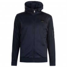 Born Rich Sunstone Full Zip Hoody Mens