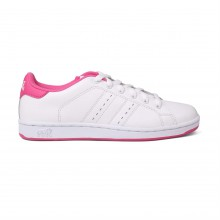 Lonsdale Leyton Leather Junior Trainers