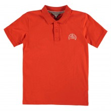 SoulCal Signature Peached Polo Shirt Junior Boys