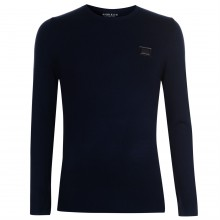 Born Rich Howlite Knitted Jumper Mens