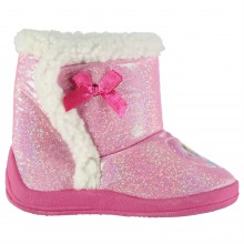 Character Infant Girls Bootie Slippers