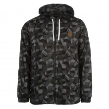 Airwalk Hooded Jacket Mens
