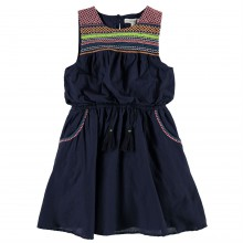 French Connection Shirred Dress