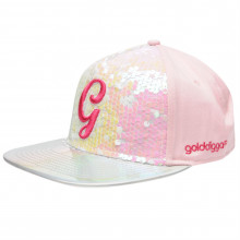 Golddigga Snapback Junior Girls