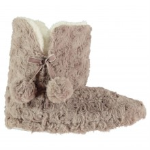 Rock and Rags Pom Pom Boot Lds74