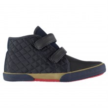 Crafted Child Boys Quilted Boots