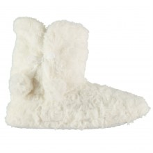 Rock and Rags Pom Pom Slipper Boots