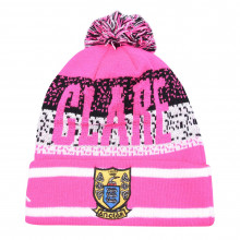 Clare GAA Beanie Hat Ladies