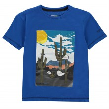 Regatta Bosley T Shirt Juniors