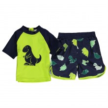Craft 2 Piece Sun Safe Suit Child Boys