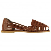 Firetrap Heat Ladies Flat Sandals