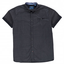 D555 Patric Diamond Short Sleeve Shirt Mens