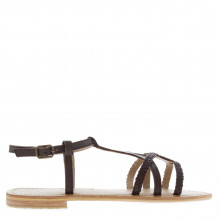 Firetrap Blackseal Iris Braid Sandals