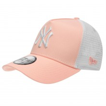 New Era Leauge Essential NY Trucker Cap