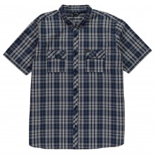 Firetrap Biscay Short Sleeve Shirt Mens