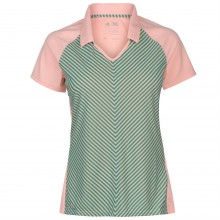 adidas ClimaChill Short Sleeve Polo Ladies
