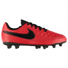 Nike Majestry Junior Boys FG Football Boots