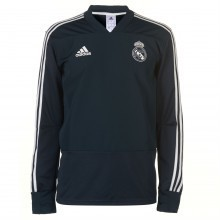 adidas Real Madrid CF Training Top Mens