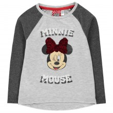 Character Long Sleeve Top Infant Girls